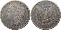 USA 1 Dollar Morgan - Eagle 1886 O Nouvelle-Orleans - Silver