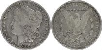USA 1 Dollar Morgan - Eagle 1888 - Silver - O New Orleans