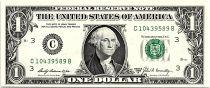 USA 1 Dollar Washington - 1969 B - C.3 Philadelphia - UNC