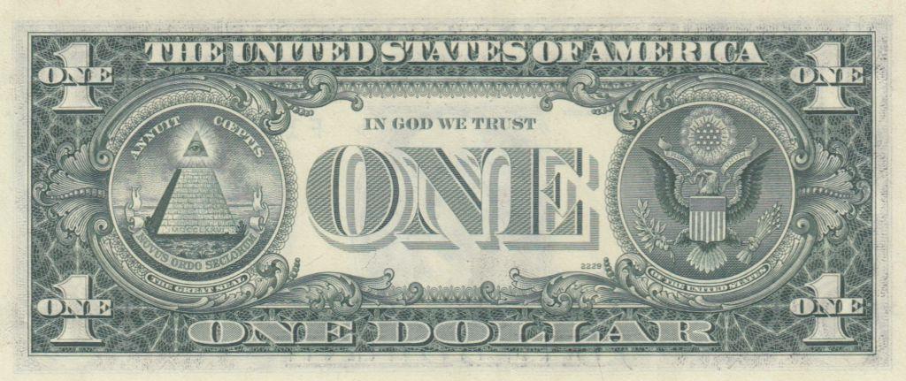 USA 1 Dollar Washington - 1977 - F6 Atlanta