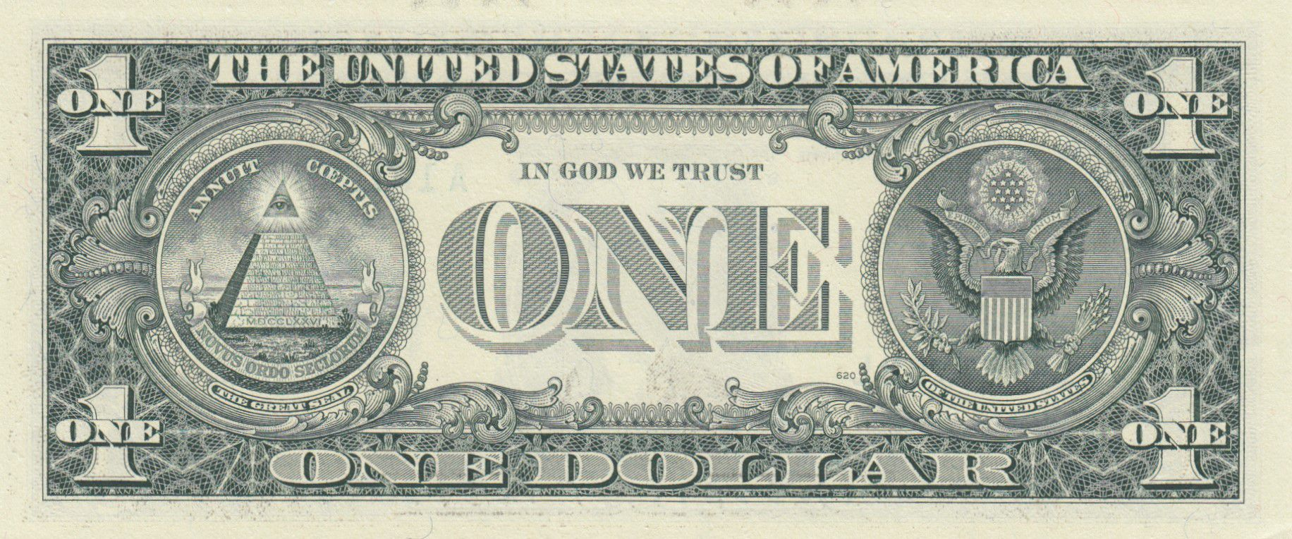 UNITED STATES 1 DOLLAR USA 1995 P 496 NEW YORK B UNC