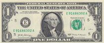 USA 1 Dollar Washington - 2017 - E5 Richmond - Neuf