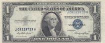 USA 1 Dollar Washington - Silver Certificate années 1935 - SUP / SUP+