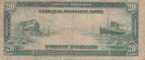 USA 20 Dollars Cleveland - 1914- TB - P.361 - L12 San Francisco