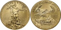 USA 50 Dollars Liberty - American Eagle - 2021 Gold