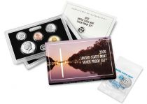 USA Coffret Silver Proof  2020 - 10 pièces San Francisco