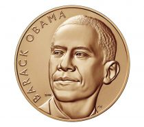 USA Presidential bronze medal - Barack Obama (1st Term) - U.S. Mint
