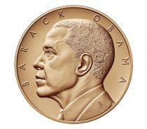 USA Presidential bronze medal - Barack Obama (2nd Term) - U.S. Mint