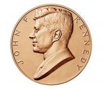 USA Presidential bronze medal - John F. Kennedy - U.S. Mint