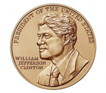 USA Presidential bronze medal - William J. Clinton (1st Term) - U.S. Mint