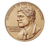 USA Presidential bronze medal - William J. Clinton (1st Term) - U.S. Mint