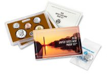 USA Proof Set (BE) 2020 - 10 coins - S
