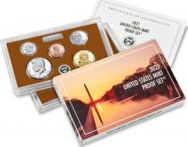 USA Proof Set 2021 - 7 monnaies - S San Francisco