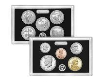 USA Silver Proof  Set  2019 - 10 coins San Francisco