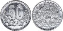 Uzbekistan 50 Som 2018 - SPL