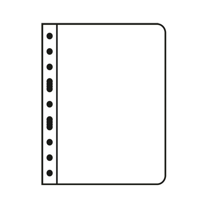 VARIO clear sheets for notes