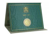 Vatican 2 Euro, Coffret BU 2010 - Année Sacerdotale