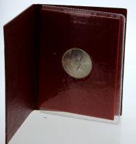Vatican 500 Lire Coffret BU - Siège Vacant Septembre 1978