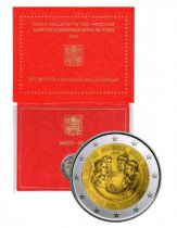 Vatican BU.2015 2 Euro, Coffret BU 2015 - 2 Euro Rencontre des Familles