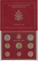 Vatican Coffret BU 8 pièces 2004 - Jean-Paul II