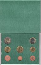 Vatican Coffret BU 8 pièces 2010 - Benoit XVI - Coffret abimé