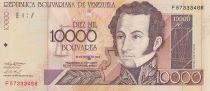 Venezuela 10000 Bolivares 2004 - A. J. de Sucre, Supreme Court