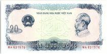 Viet Nam 20 Dong,  Ho Chi Minh - Dam  - 1976 - P.83