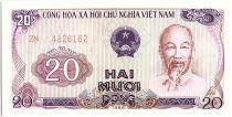 Viet Nam 20 Dong, Ho Chi Minh - Pagoda - 1985 - P.94