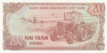 Viet Nam 200 Dong Ho Chi Ming - Tractor