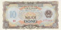 Vietnam 10 Dong Emblème, paysage