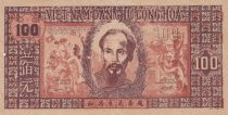 Vietnam 100 Dong Ho Chi Minh - 1948 - P.28c Série KL043-SC055