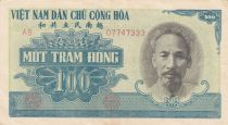 Vietnam 100 Dong Ho Chi Minh - Ouvriers - 1951 - TTB - P.62b