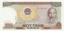 Vietnam 100 Dong Ho Chi Minh, paysans