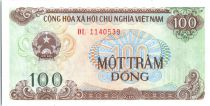 Vietnam 100 Dong Temple - 1991 - Neuf - P.105