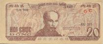 Vietnam 20 Dong Ho Chi Minh