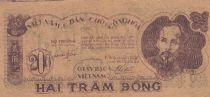 Vietnam 200 Dong Ho Chi Minh - 1950 - P.34 a  Série KS 031