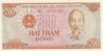 Vietnam 200 Dong Ho Chi Minh, Tracteur