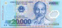 Vietnam 20000 Dong Ho Chi Minh - Temple 2016
