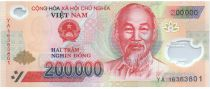 Vietnam 200000 Dong Ho Chi Minh - Baie Ha Long 2016 Polymer