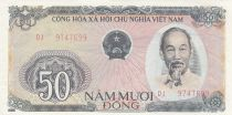 Vietnam 50 Dong Ho Chi Minh, pont