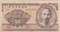 Vietnam 50 Dong Ho Chi Minh