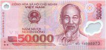 Vietnam 50000 Dong Ho Chi Minh - Monuments 2014