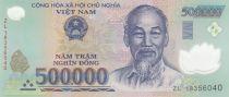Vietnam 500000 Dong Ho Chi Minh - Polymer - 2018 - Neuf