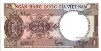 Vietnam du Sud 1 Dong Tracteur - 1964 - A 1