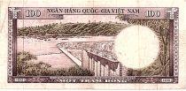 Vietnam du Sud 100 Dong 1996 - TTB - Série J.1 - P.18