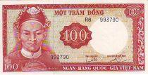 Vietnam du Sud 100 Dong Le Van Duyet