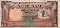 Vietnam South 100 Dong 1996 - VF - Serial Y.5 - P.18