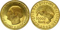 Westphalia 10000 Mark  Heinrich vom Stein - 1923