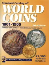 World Coins 1801-1900
