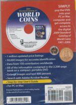 World Coins 1901-2000, 36e édition (DVD) 2009